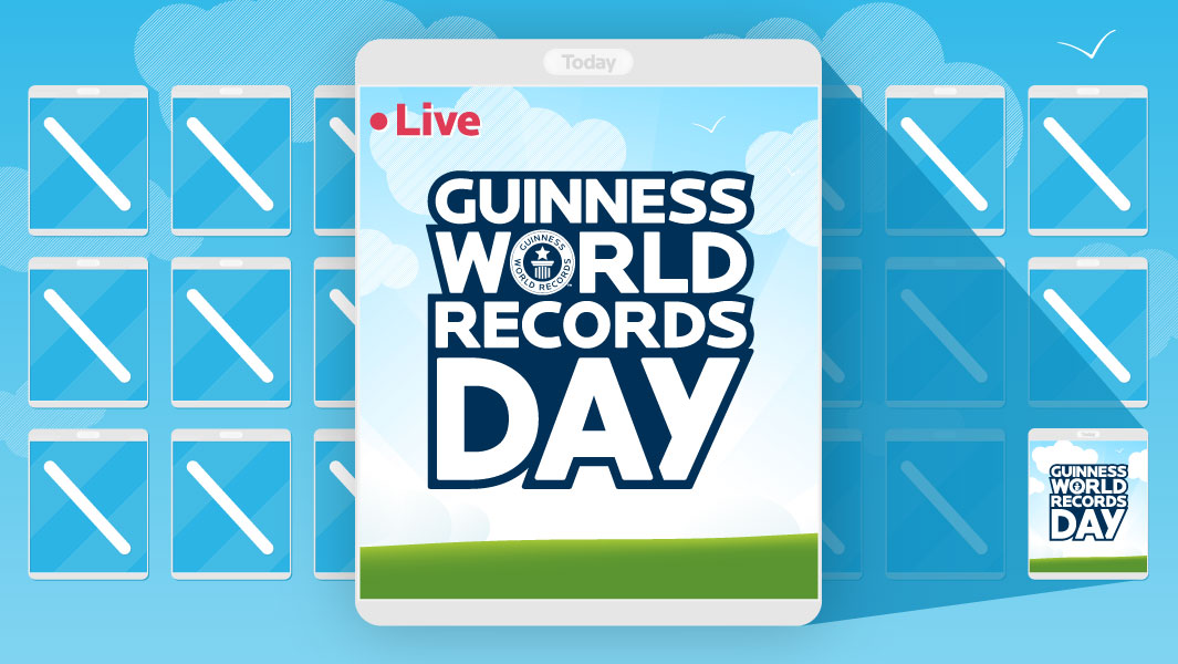 Live: Guinness World Records Day 2017