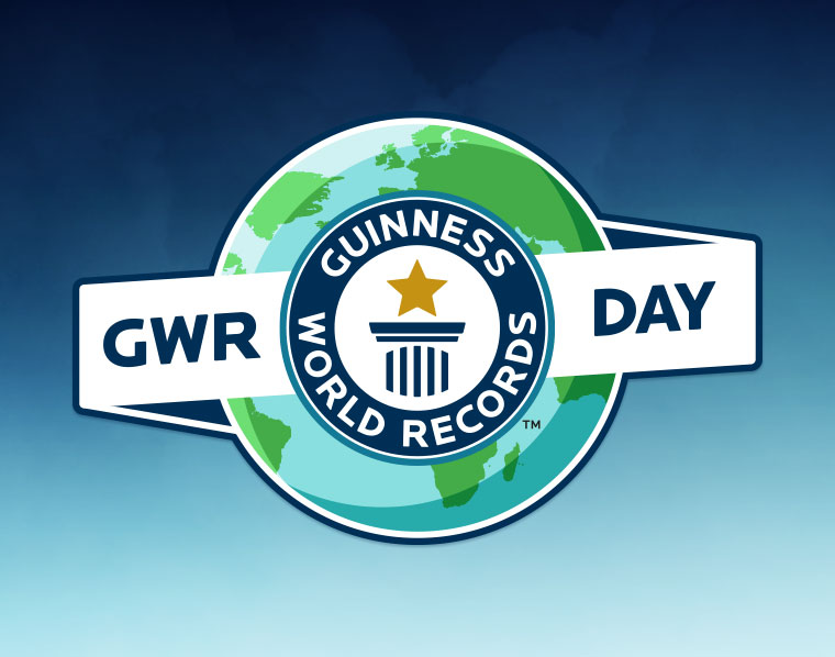 Guinness World Records Day 2019
