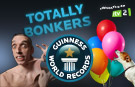 Totally Bonkers Guinness World Records: Watch an exclusive preview of Episode 3