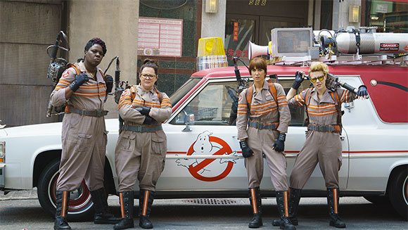 Ghostbusters: Ten paranormal records to get you in the mood for the new movie