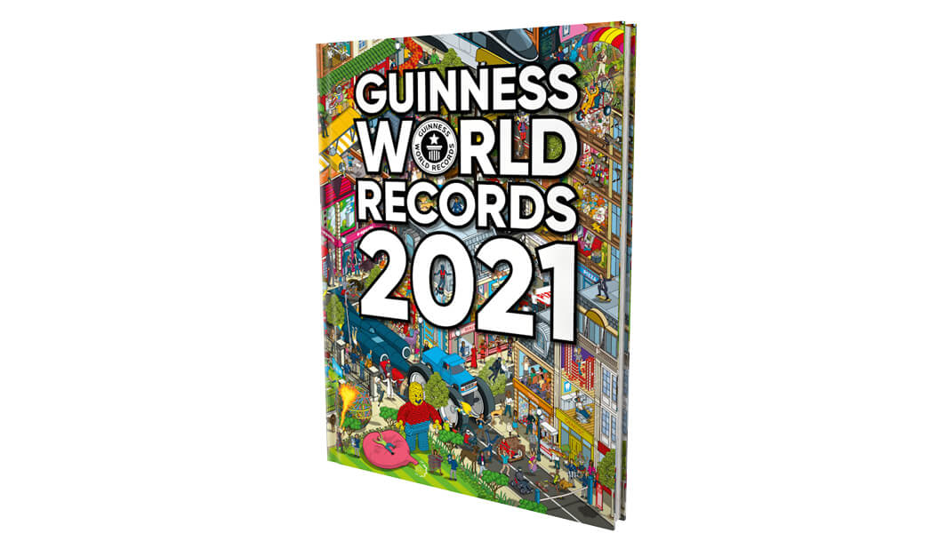 The stars of Guinness World Records 2021 revealed!