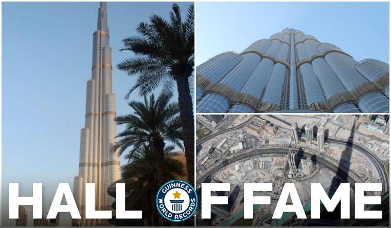 Burj Khalifa: The tallest building in