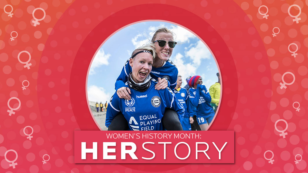 HER Story: How a group of elite female soccer players are changing the game