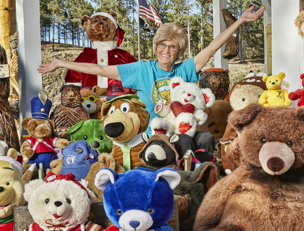 Largest collection of teddy bears 3