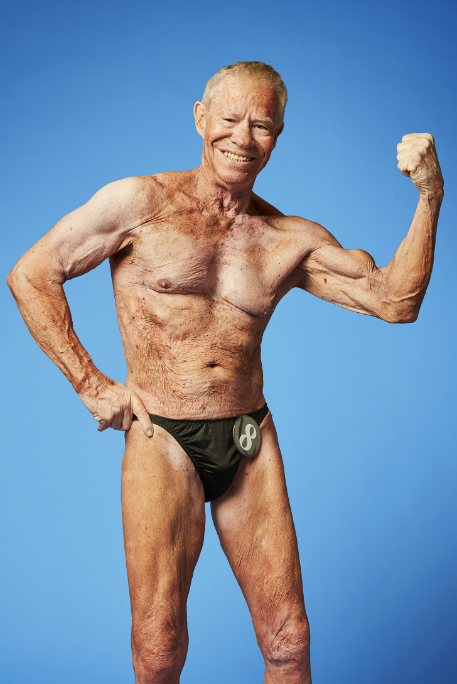 84 Year Old Body Builder Lifts His Way Into The New Guinness World Records 2018 Book Guinness World Records