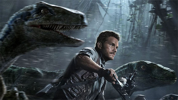 Jurassic World stomps Furious 7 record for fastest time for a movie to gross $1bn