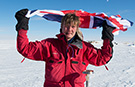 Record holder Q&A: Put your questions to Lewis Clarke – the youngest person to trek to the South Pole