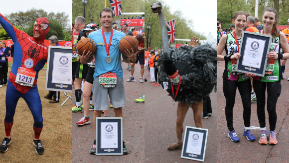 In Pictures: Virgin Money London Marathon 2015