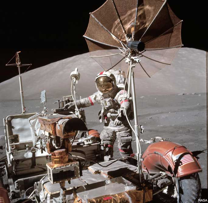Lunar Roving Vehicle