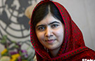 Malala Yousafzai becomes youngest Nobel Peace Prize winner
