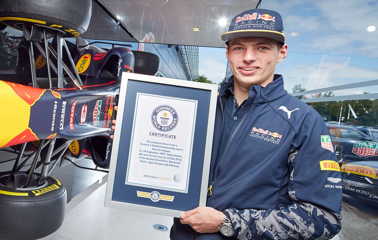 Max Verstappen How I Became The World S Youngest Driver