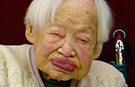 Happy Birthday Misao Okawa! World's oldest living person is 116 years old today