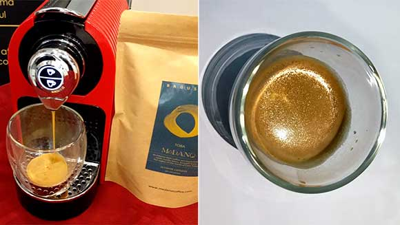 World's most expensive coffee pod unveiled in Singapore while most espressos made in one hour record set in Portugal