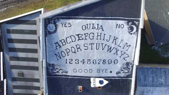 Largest Ouija board 4
