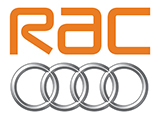RAC AUDI logo - Guinness World Records