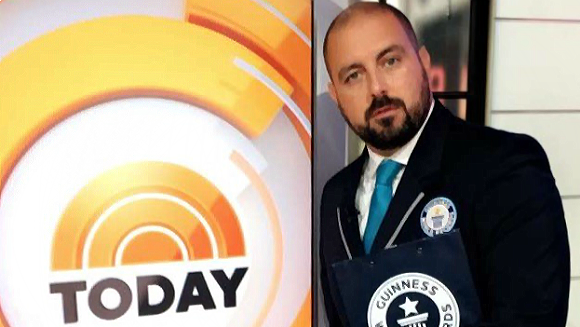 Backflips into trousers and blindfold juggling: Watch the action from a week of record-breaking on the TODAY Show
