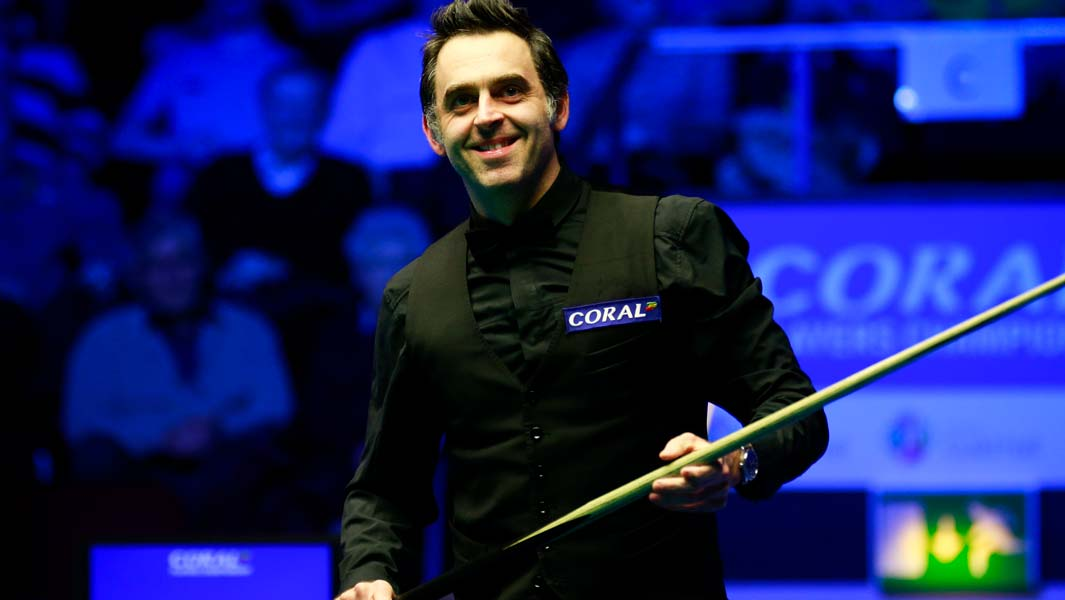 Ronnie O'Sullivan becomes first snooker player ever to reach 1,000 century breaks