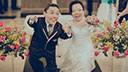 Say hello to Paulo and Katyucia - the world's shortest married couple - video