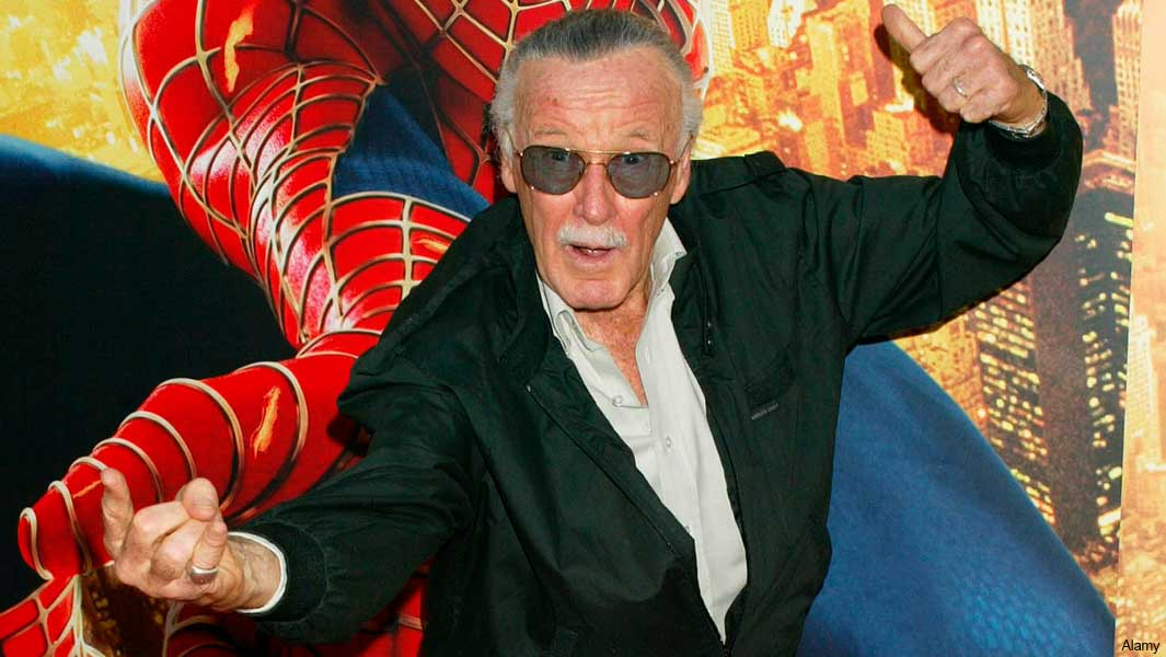 The records of Marvel Comics legend Stan Lee
