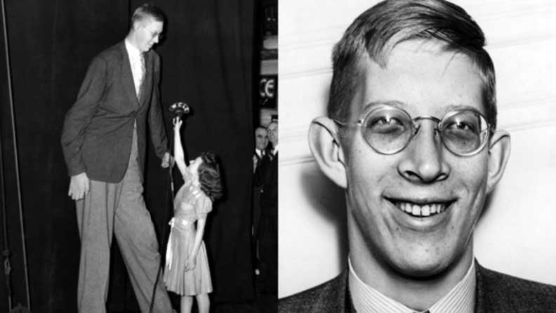 On This Day in 1940: The tallest man ever is measured