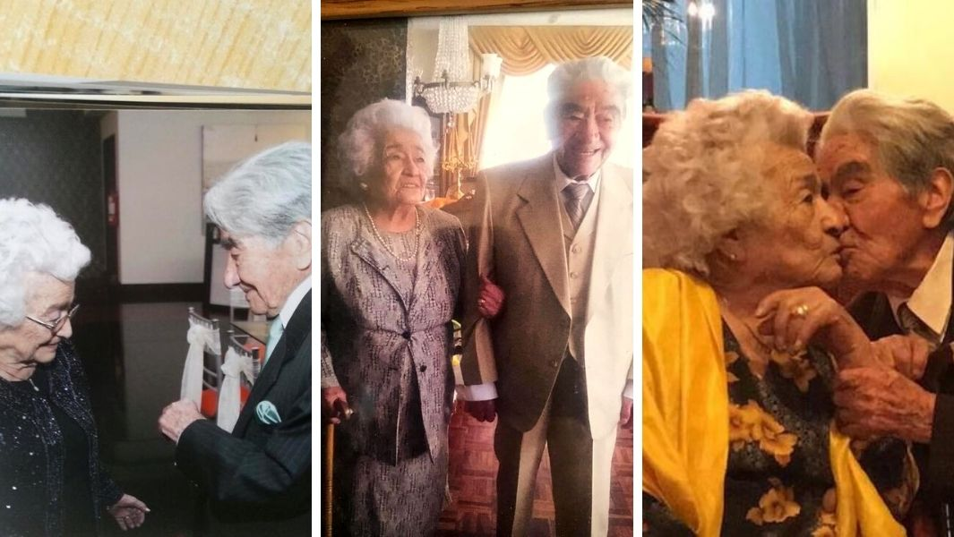 Ecuadorian Spouses Become the World's Oldest Married Couple