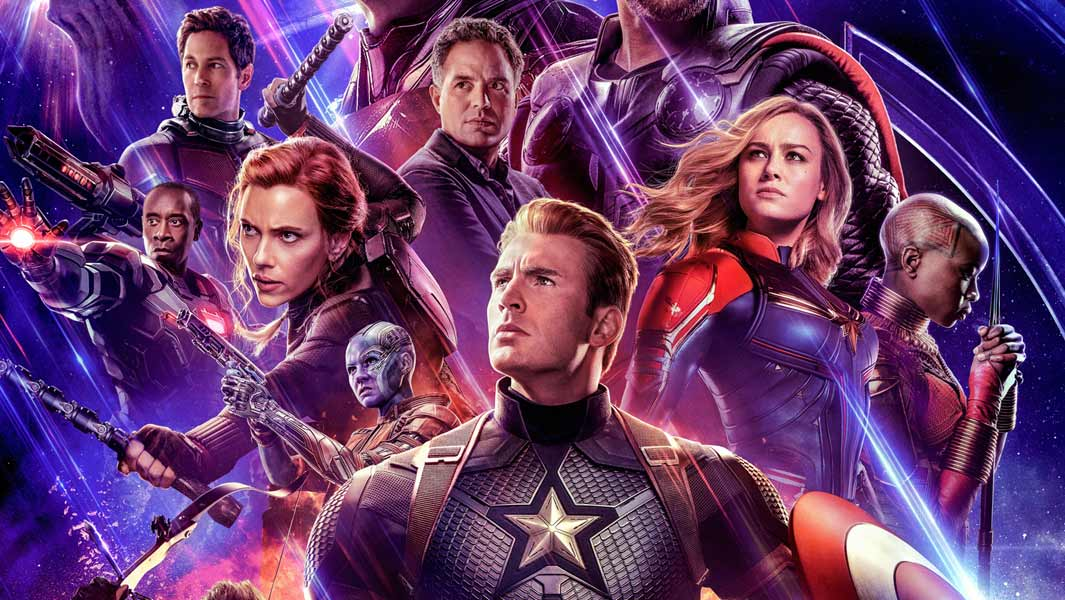 Avengers: Endgame overtakes Avatar as the most successful movie at the global box office