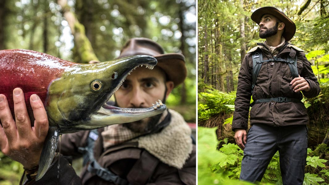 Coyote Peterson: getting to know the man behind YouTube's