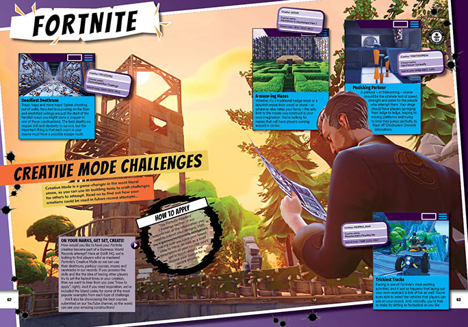 Fortnite creative maps