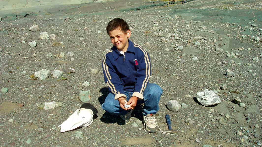 Kid makes history after discovering fossil of unknown dinosaur species in Chile