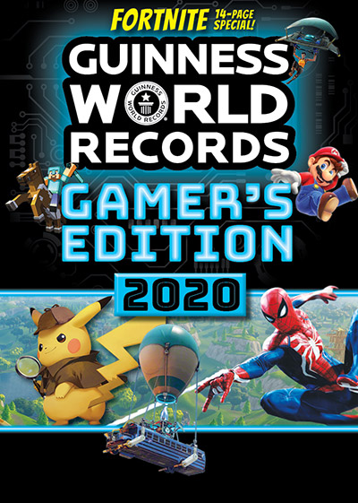 Gamer's Edition 2020 front cover