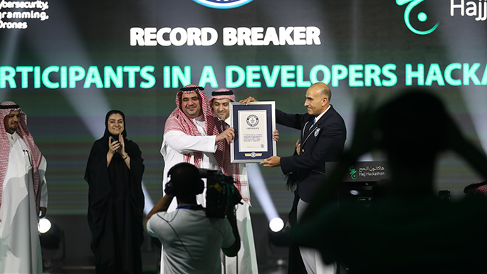 largest-hackathon-saudi-ceremony