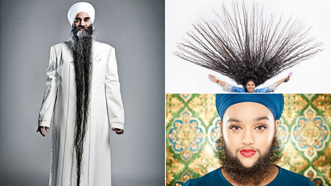 10 of the world's biggest hair records | Guinness World Records