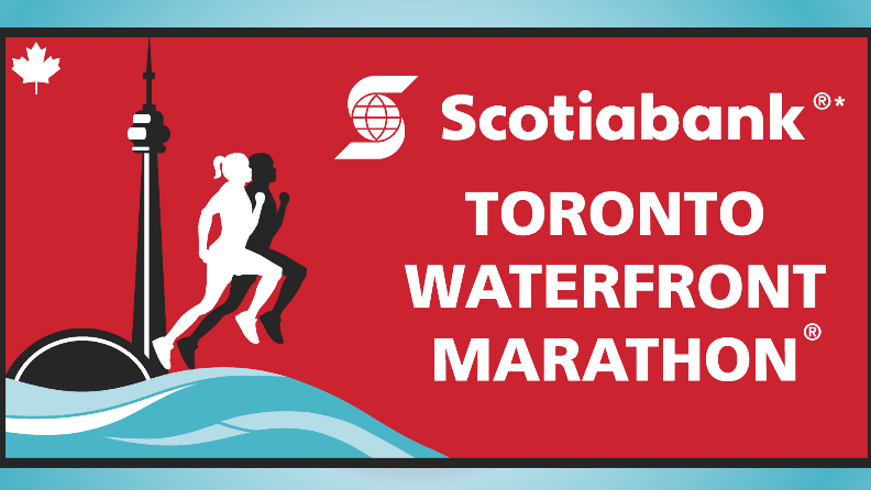 Become a record holder at the 2017 Scotiabank Toronto Waterfront Marathon
