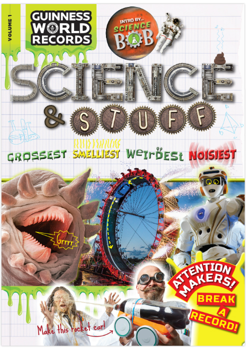 Science and stuff announcement US 4