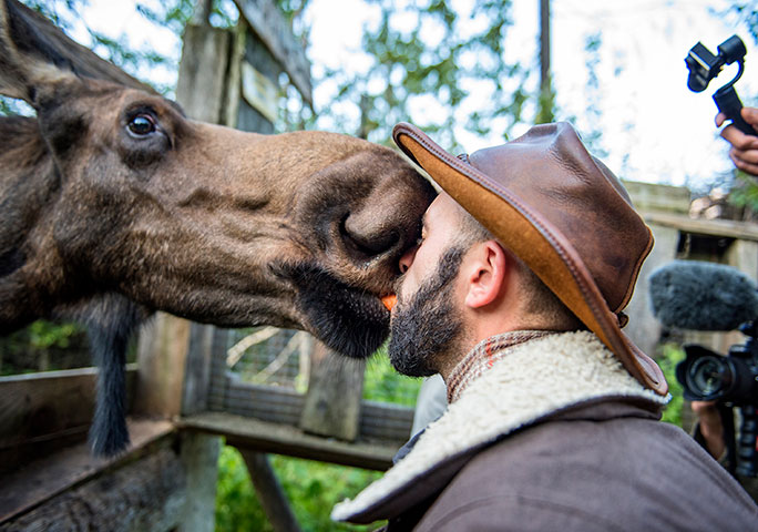 coyote peterson getting to know the man behind youtubes