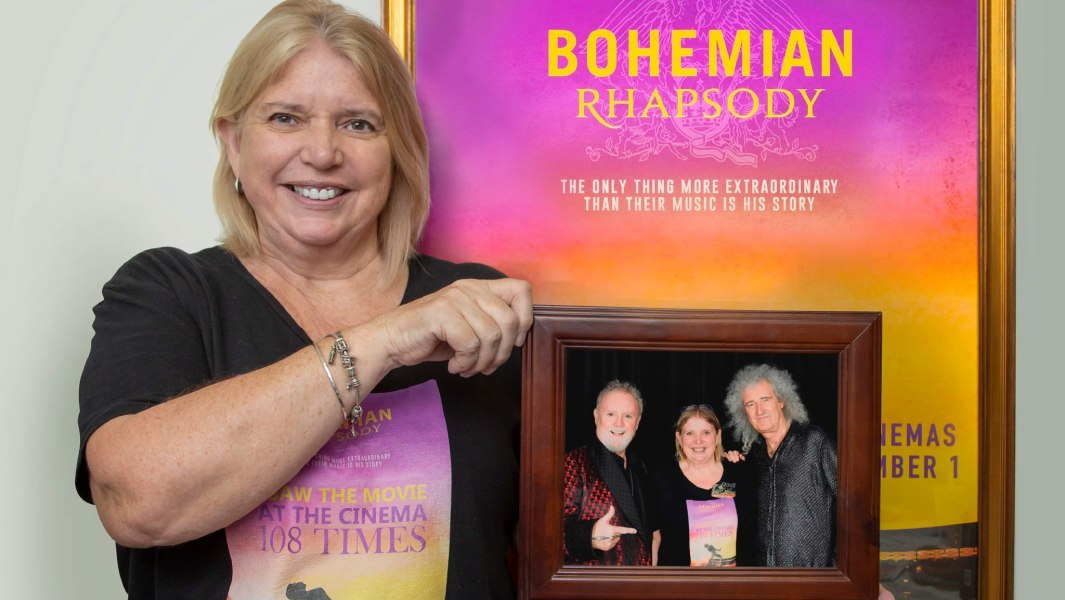 Don't stop me now: Queen superfan sets record by watching Bohemian Rhapsody 108 times
