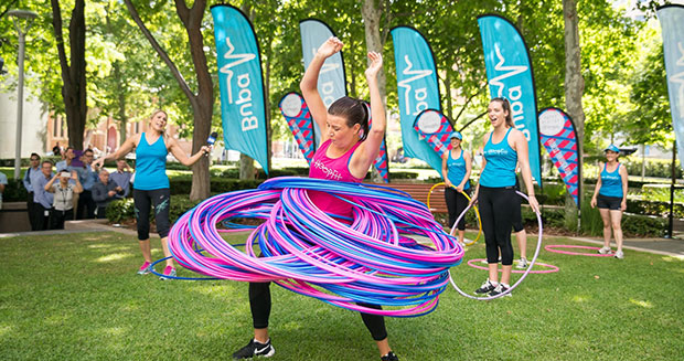most-hula-hoops-spun-simultaneously