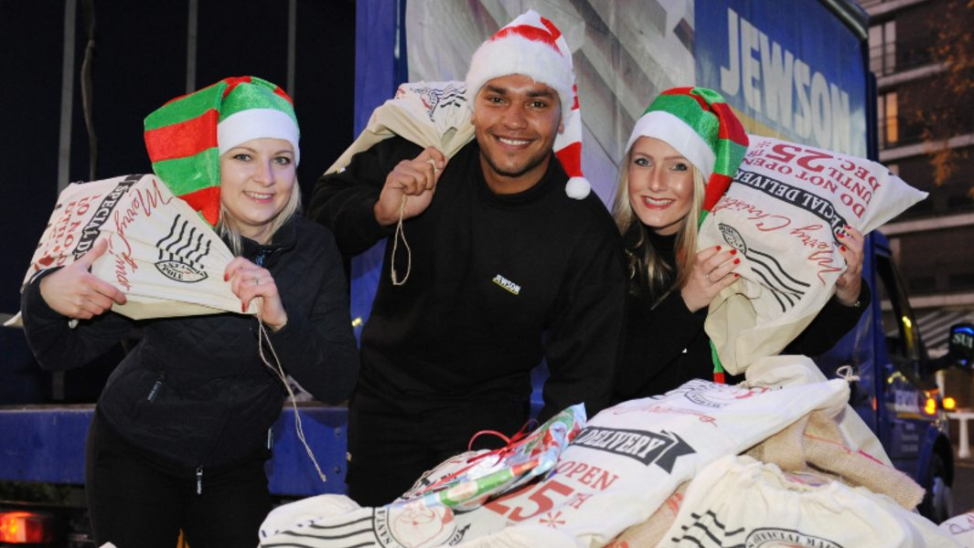 Championing CSR for Christmas - and the other 364 days of the year
