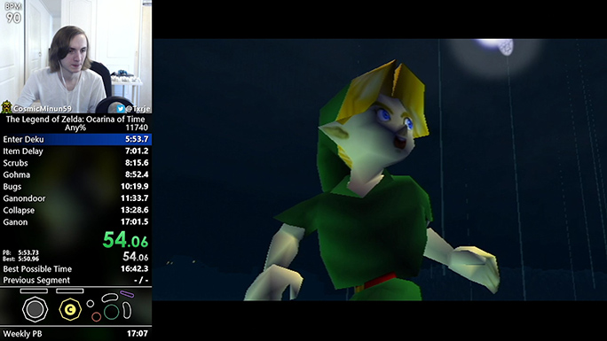 How speedrunning could earn you a Guinness World Records title on