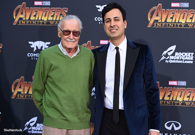 Avengers creator Stan Lee (1922–2018) has had a cameo role in all 22 MCU movies released to date, the last of which was fittingly in Endgame