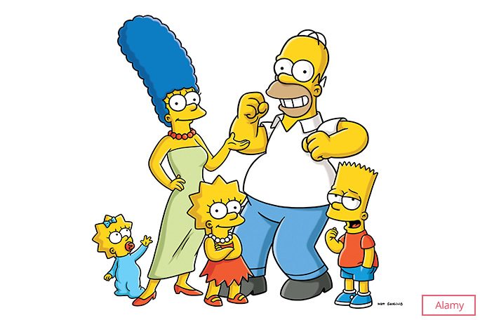 ...and how Springfield's first family look today