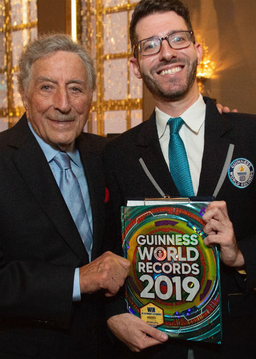 10 record-breaking celebrity achievements from 2018 | Guinness World