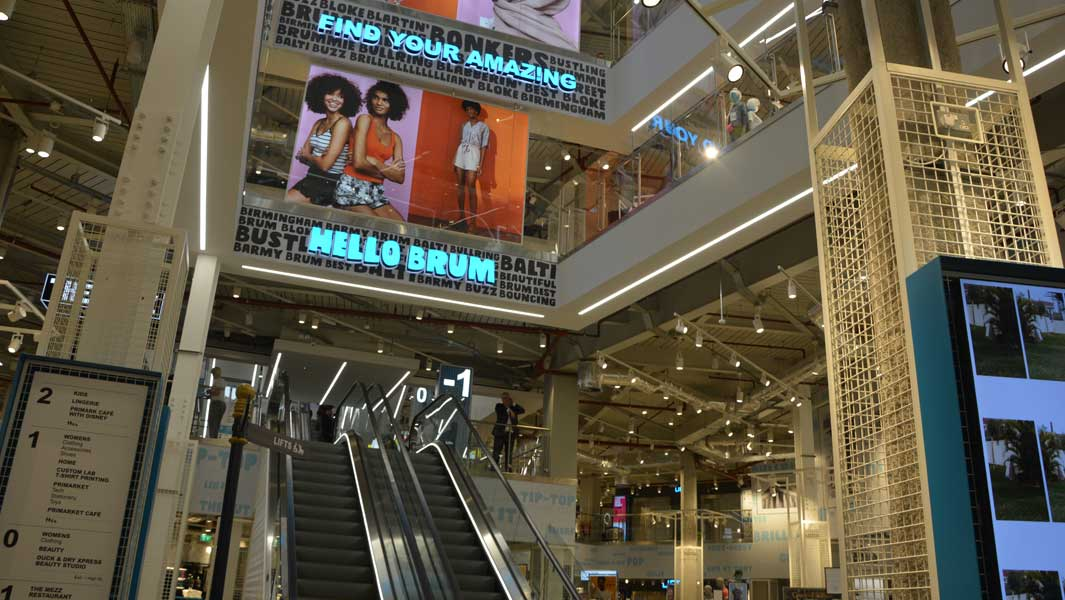 World's biggest Primark becomes the world's largest fashion retail store