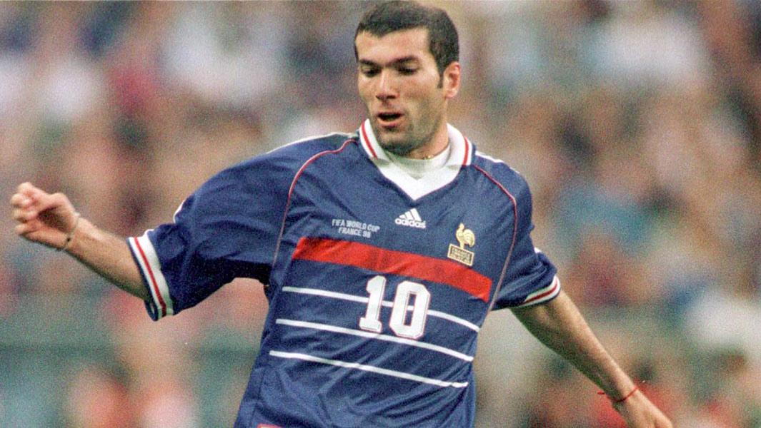 World Cup rewind: Zidane inspires France at the highest-scoring World Cup to date