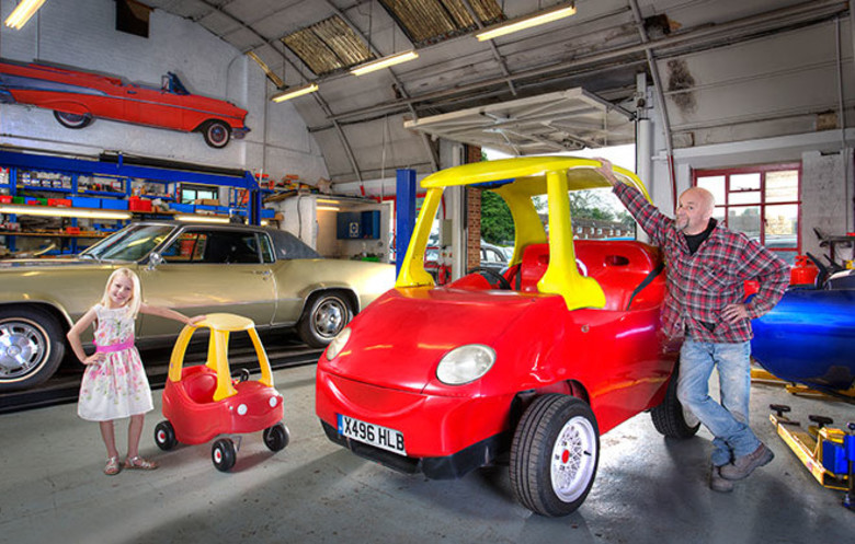Largest Cozy Coupe