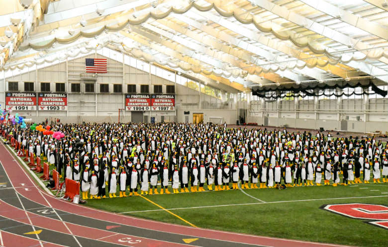 Largest gathering of people dressed as penguins