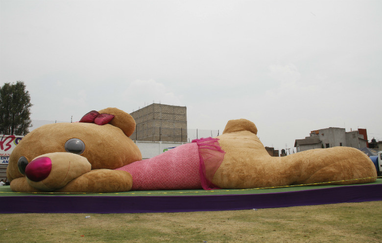 Largest teddy bear