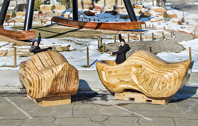 Largest clogs / wooden shoes