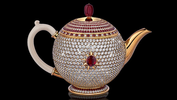 Most valuable teapot