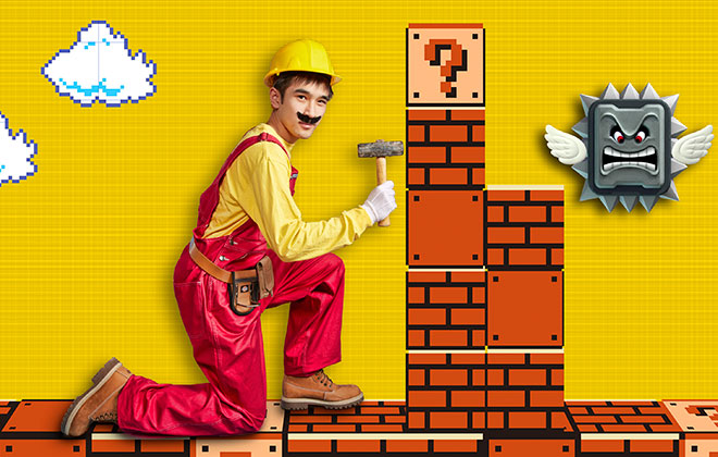 Most difficult level created in Super Mario Maker